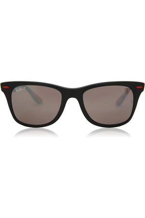 Ray-Ban Occhiali da Sole RB4195M Ferrari Polarized F602H2