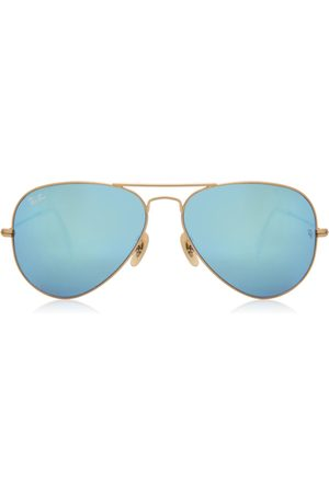 Ray-Ban Occhiali da Sole RB3025 Aviator Flash Lenses 112/17