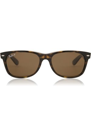 Ray-Ban Occhiali da Sole RB2132 New Wayfarer Polarized 902/57