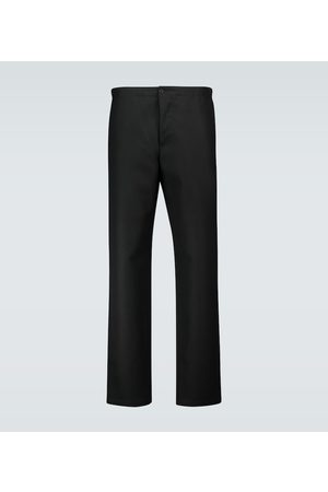 WARDROBE.NYC Pantaloni eleganti in lana