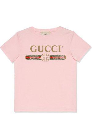 Gucci T-shirt con stampa - Di colore