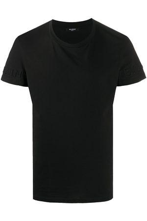 Balmain T-shirt a girocollo - Di colore