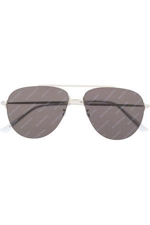 Balenciaga Occhiali da sole modello aviator Invisible