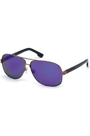Diesel Uomo Occhiali da sole - Occhiali da Sole DL0125 38X