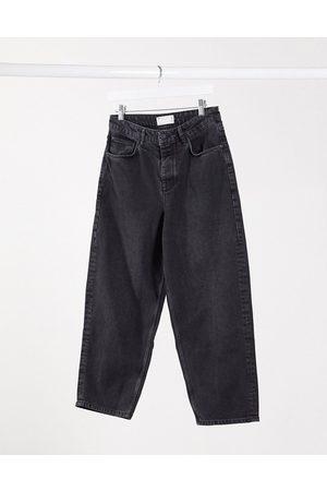 ASOS DESIGN Jeans bombati lavaggio