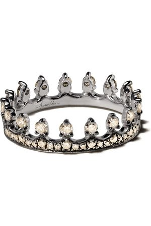 ANNOUSHKA Anello in 18kt con diamanti - 18ct White Gold