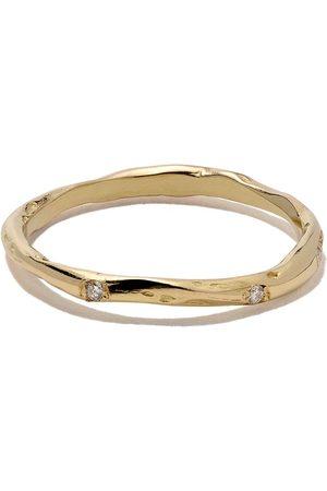 WOUTERS & HENDRIX Anello in 18kt con diamanti - YELLOW GOLD