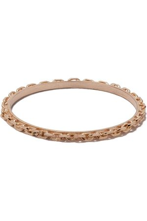 WOUTERS & HENDRIX Anello a catena Trace in 18kt - PINK GOLD
