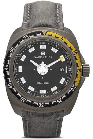 Favre Leuba Orologio Raider Deep Blue 44mm - BLACK