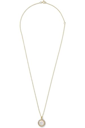 Ippolita Collana con pendente Lollipop in 18kt, diamanti e quarzo - Gold