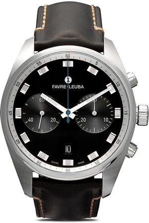 Favre Leuba Uomo Orologi - Cronografo Sky Chief 43mm - BLACK