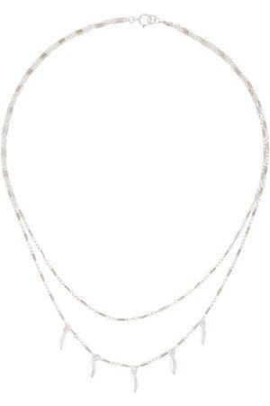 Petite Grand Collana 'Gismonda' - Effetto metallizzato