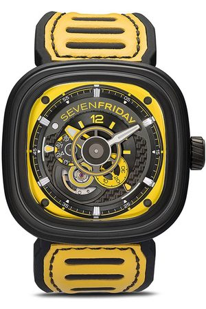 Seven Friday Orologio SF-P3 - BLACK