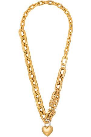 AMBUSH Uomo Collane - Collana placcata in argento sterling - GOLD