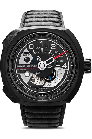 Seven Friday Orologio SF-V3 - BLACK