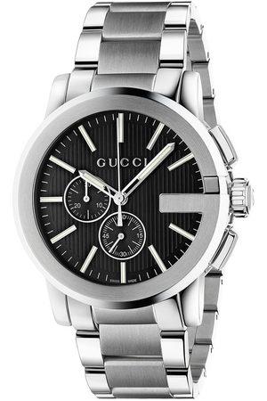 Gucci Uomo Orologi - Orologio G-Chrono 44mm - Effetto metallizzato