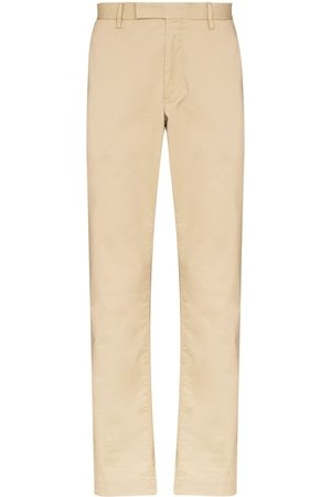 Polo Ralph Lauren Pantaloni sartoriali taglio straight - Toni neutri