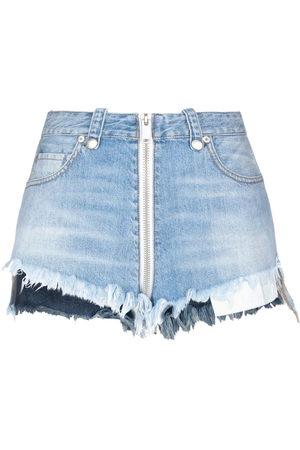 BEN TAVERNITI JEANS - Shorts jeans