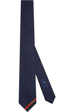 Gucci Cravatta con Doppia G jacquard - Di colore
