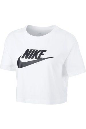 Nike Donna T-shirt - T-SHIRT CROP ESSENTIAL DONNA