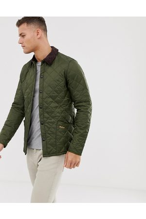 Barbour Heritage Liddesdale - Giacca trapuntata oliva