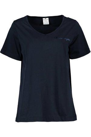Champion Donna T-shirt - T-SHIRT SCOLLO V EASY DONNA