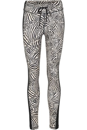 The Upside Pantaloni sportivi a stampa zebra