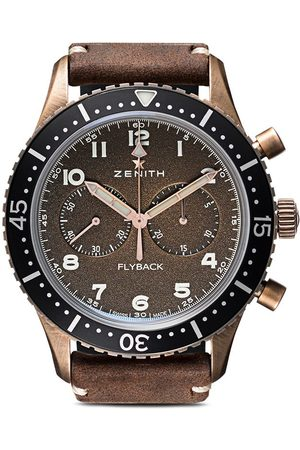 Zenith Cronometro Tipo CP-2 Flyback 43mm - C801 Bronze B Brown Oily