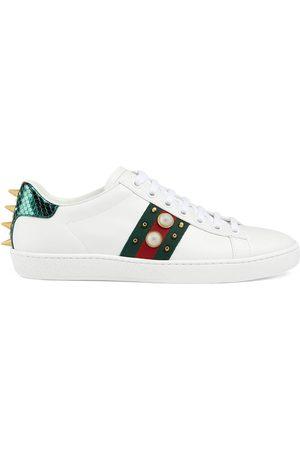 Gucci Sneakers Ace con borchie