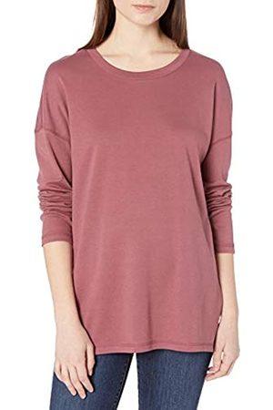 Goodthreads Tunica in Cotone con Fessure Laterali Shirts, Scura, US