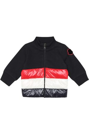 Moncler Baby - Giacca in cotone con imbottitura