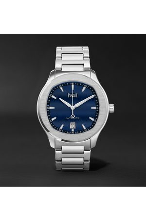 PIAGET Uomo Orologi - Polo S Automatic 42mm Stainless Steel Watch, Ref. No. G0A41002