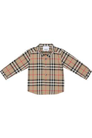Burberry Baby - Camicia in cotone