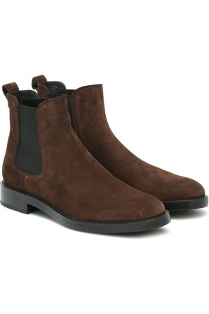 Tod's Stivaletti in suede