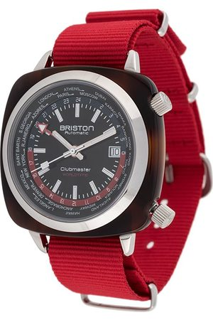 Briston Orologio Clubmaster World Time 42mm