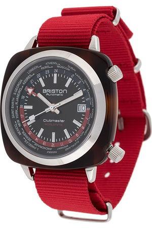 Briston Orologio Clubmaster World Time 42mm