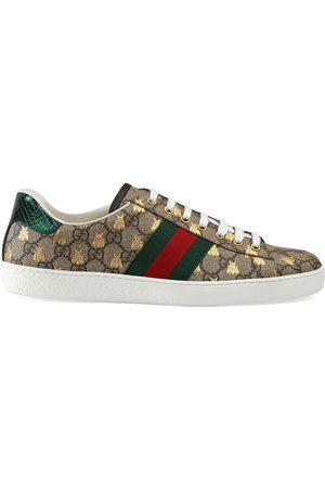Gucci Sneakers Ace GG Supreme - Color carne