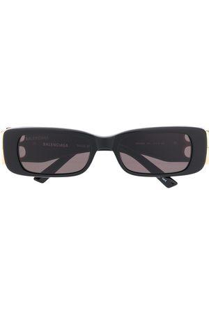 Balenciaga Donna Occhiali da sole - Occhiali da sole rettangolari BB