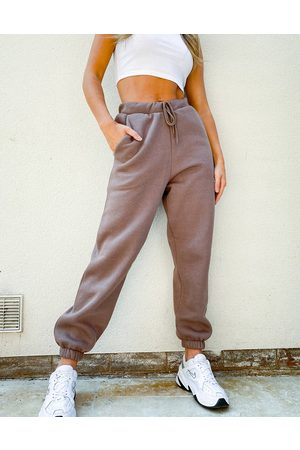 ASOS Joggers oversize cacao in coordinato