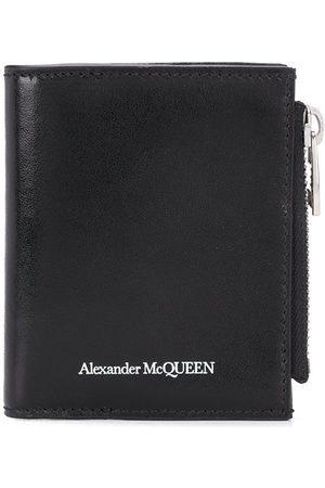 Alexander McQueen Uomo Portafogli e portamonete - Portafoglio con stampa