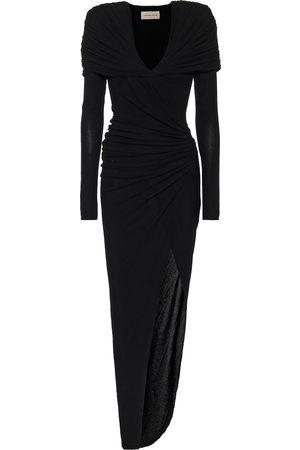 ALEXANDRE VAUTHIER Abito asimmetrico in jersey stretch