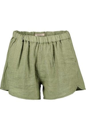 40 Weft Donna Pantaloncini - SHORT IN LINO GILLY DONNA