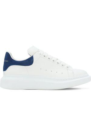 Alexander McQueen Sneakers In Pelle Con Platform 45mm