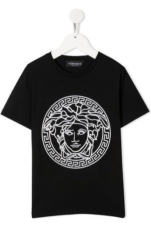 VERSACE T-shirt con stampa