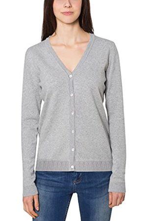 Berydale Veste en tricot avec patte de boutonnage et encolure en V pour femmes, chiaro, 40
