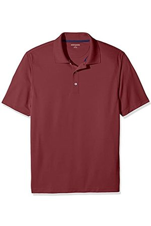 Amazon Regular-Fit Quick-Dry Golf Polo Shirt, , Small