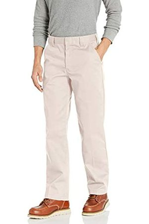 Amazon Essentials Stain & Wrinkle-Resistant Classic Work Pant Utility Pants, Light Khaki, 29W / 32L