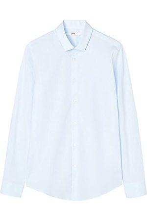 T-Shirts Camicia Elasticizzata Skinny Uomo, , 38 cm, Label: S