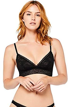 IRIS & LILLY Bralette in Pizzo Soft Lace Donna, , Small