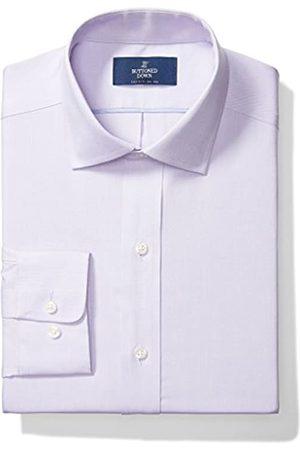 """Buttoned Down Marchio Amazon - , camicia elegante da uomo, classica, colletto con bottoni, tinta unita, in cotone Supima, non necessita di stiratura, , 16"""" Neck 37"""" Sleeve"""